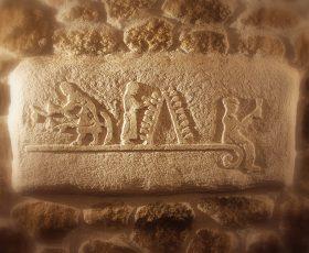 Blason décoratif en Decopierre à Cormontreuil