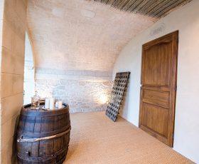 Création de cave voûtée avec Decopierre intérieur à Reims