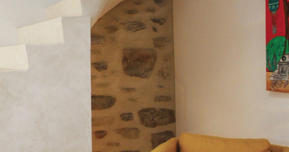Decopierre intérieur descente escalier à Reims