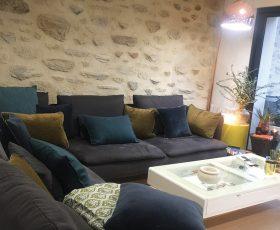 Decopierre intérieur salon à Reims