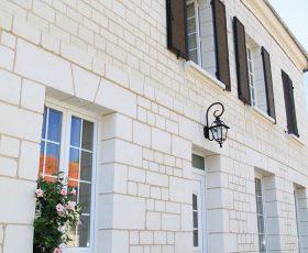 Restauration de façade craie