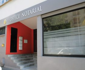 Peinture technique d'office notarial