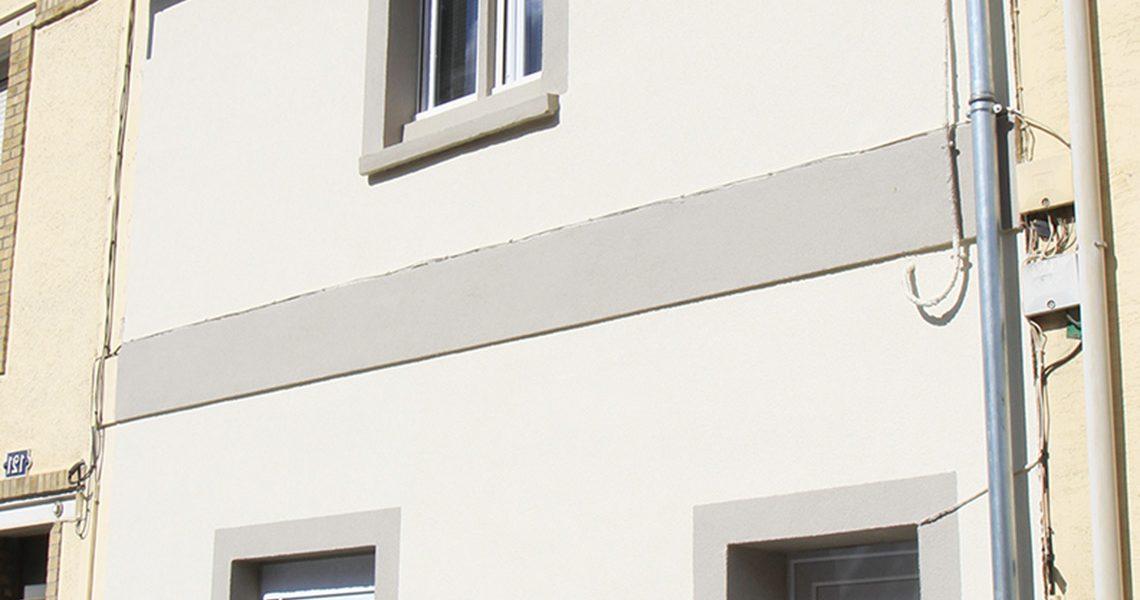 Ravalement de façade peinture