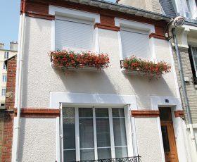 Ravalement de facade peinture et nettoyage briques