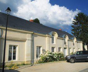 Restauration de façade pierre à Jonchery sur Vesles près de Reims
