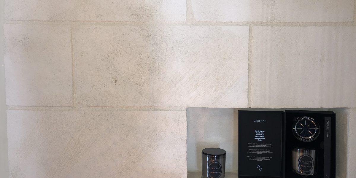 Decopierre intérieur aspect pierre de taille