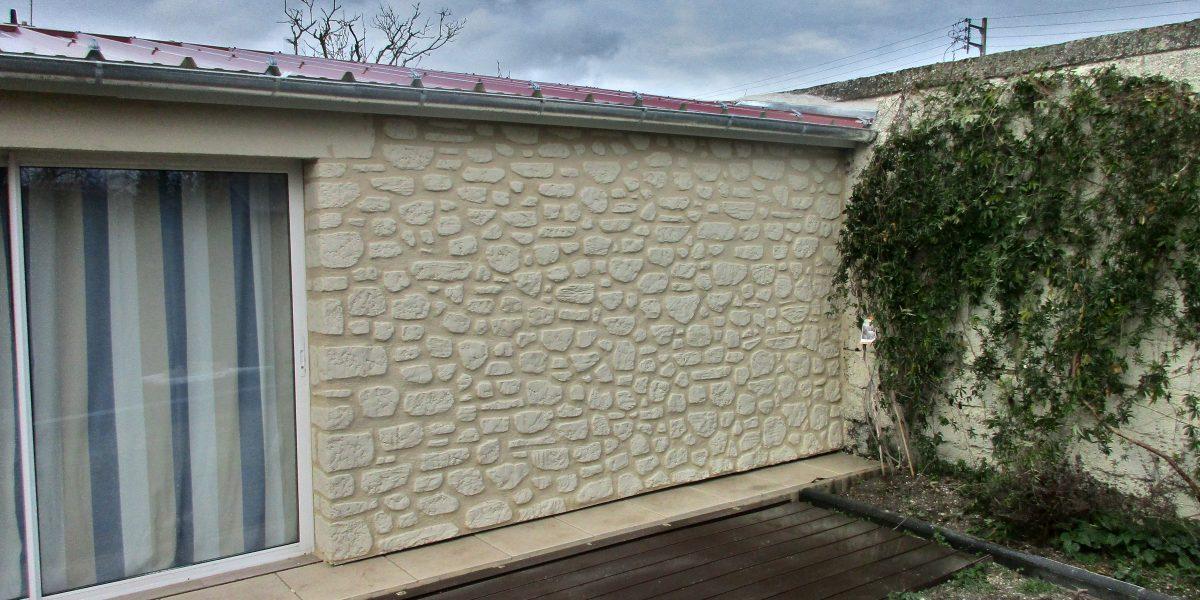 Decopierre mur extérieur