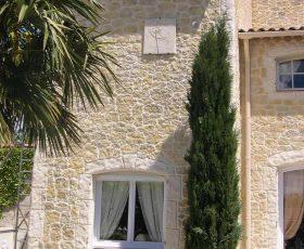 Decopierre extérieur aspect pierre d'angle