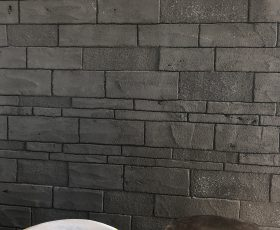 Decopierre intérieur aspect pierres sèches