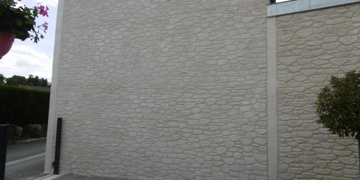 Mur en Decopierre