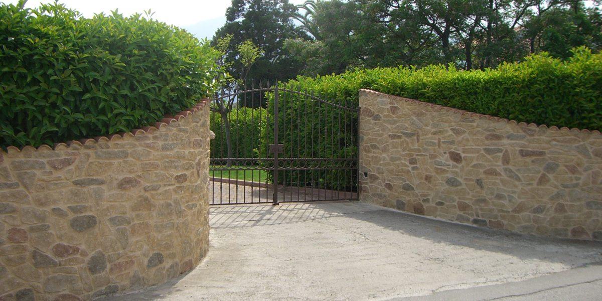 Murets extérieur Decopierre à Reims