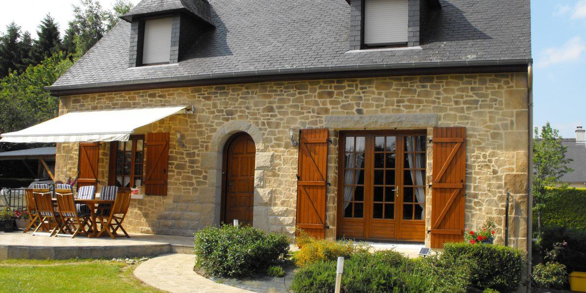 Murs et encadrements en Decopierre à Reims