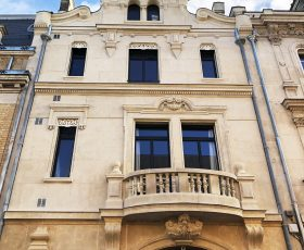 Rénovation d'un bâtiment ancien