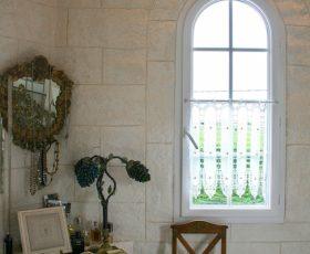 Decopierre intérieur en pierre de taille
