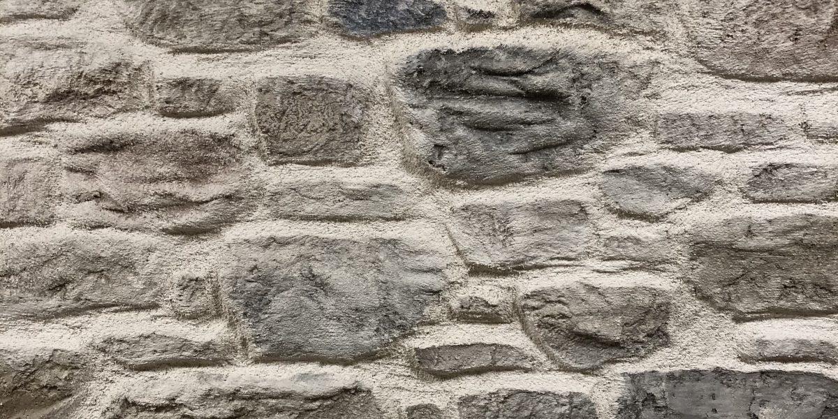 Imitation pierre enduit Decopierre