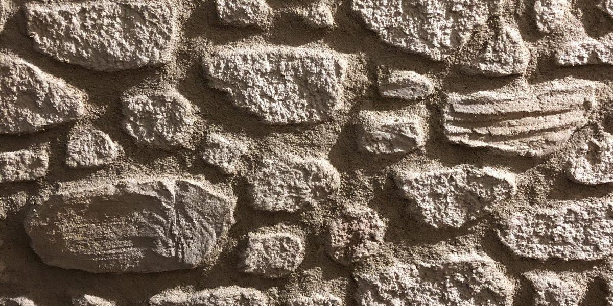 Decoration interieur en Decopierre aspect pierre